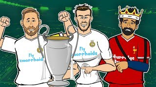 UCL Final! Real Madrid 3 - 1 Liverpool ► 📺 GOGGLE IN THE BOX 📺 442oons ft Salah, Ramos + Bale!