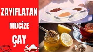 Kağıdınızı Kaleminizi Hazırlayın Dr Murat Topoğlu'ndan Zayıflatan Çay Tarifi