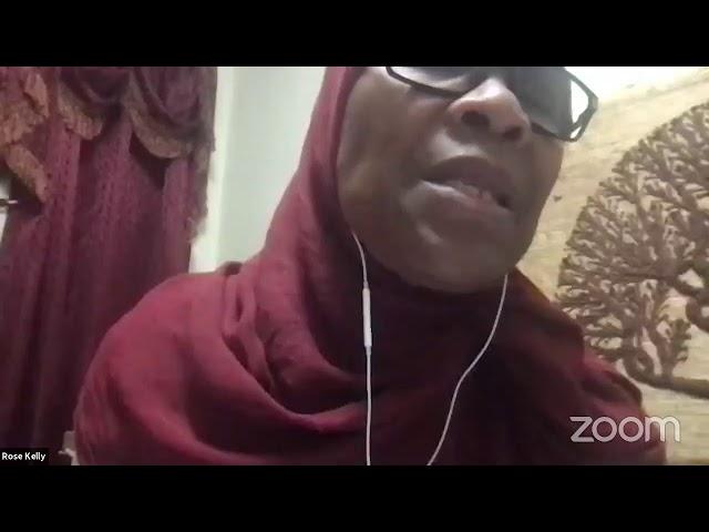 Scarborough SDA's Zoom Meeting   10 Weeks of Prayer and Praise
