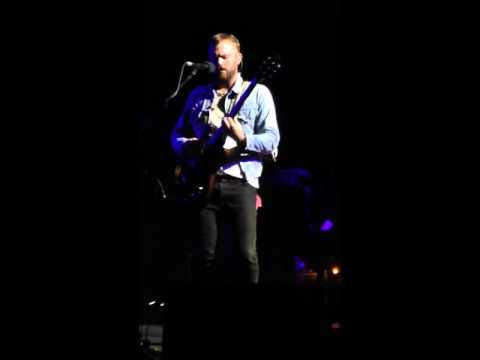 Kings Of Leon - The Face 10/1/14