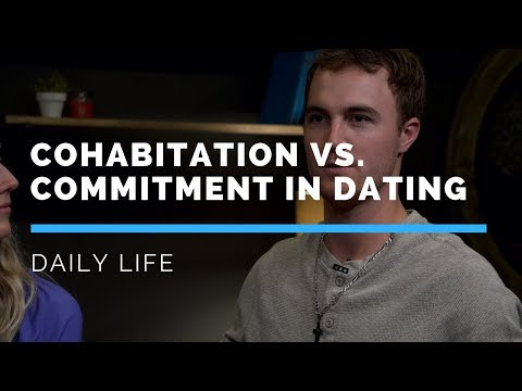 online dating commitment