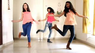 Naah - Harrdy Sandhu Ft. Nora Fatehi | Dance Cover | Arushi Gupta Choreography thumbnail