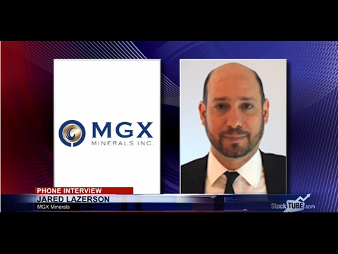 MGX Minerals steaming ahead with Lithium projects 'in advanced development phase'