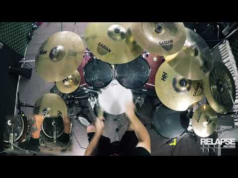 "ADAM JARVIS | ""Concrete Beast"" by PIG DESTROYER Drum Playthrough"