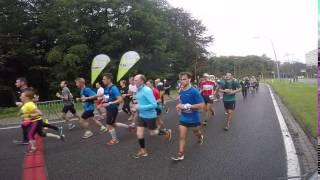 brussels marathon 2016 21k point (pacer 4 hours)