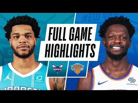 Download HORNETS AT KNICKS | FULL GAME HIGHLIGHTS | May 15, 2021