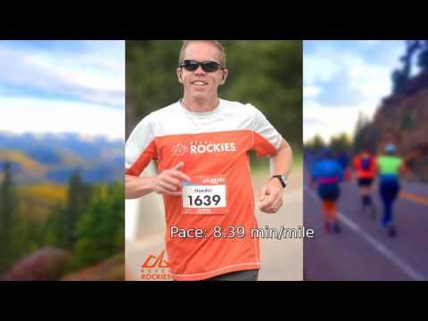 2016 REVEL Rockies Marathon: Robert Stuart