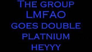 LMFAO - Yes Lyrics