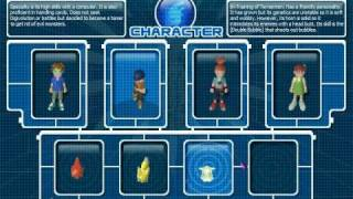 Digimon Battle Character Creation