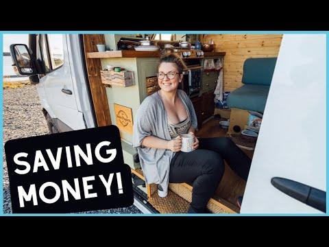 VAN LIFE TRAVEL HACK | Saving HUNDREDS of £££'s in NORWAY