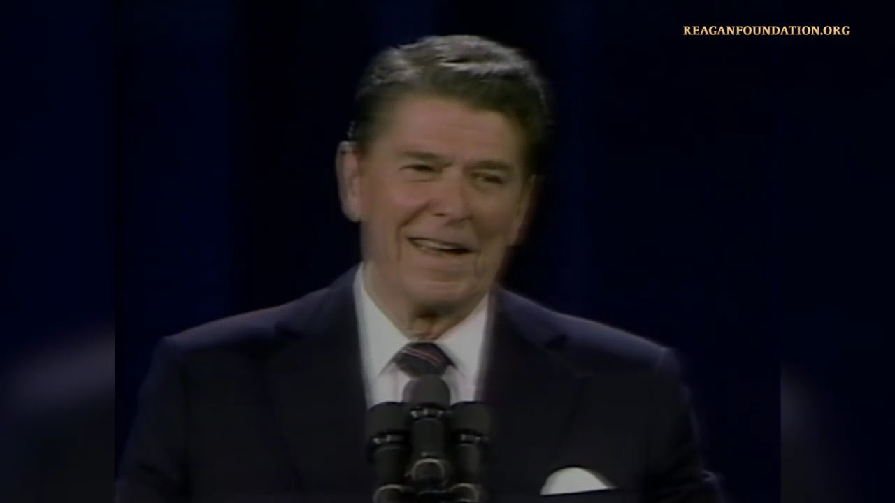 President Ronald Reagan's Best Debate Moments