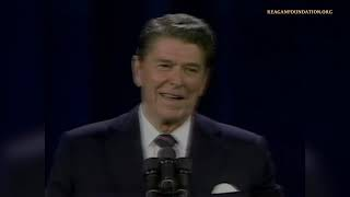 ronald reagan hologram
