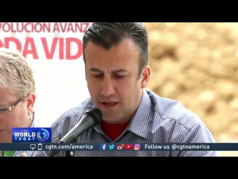 Venezuela calls US sanctions against VP El Aissami dangerous
