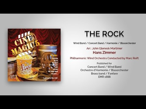 Marc Reift - The Rock (Hans Zimmer, Arr.: J. G. Mortimer)