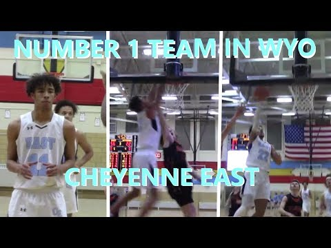 Number 1 team in Wyoming can hoop Xavier McCord and Erik Oliver go off in playoff game