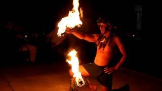Aloha Islanders Samoan Fire Knife Dance - www.WeHula.com