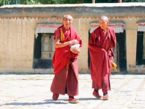 Exotic Historic Shigatse (Xigazê) and Namtso Lake, Tibet -  one of Sam's Exotic Travels