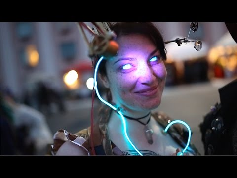 The Steampunk World's Fair 2015
