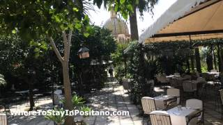 Hotel Palazzo Murat Positano Review - A Tour Through the Palazzo Murat in Positano, Italy!