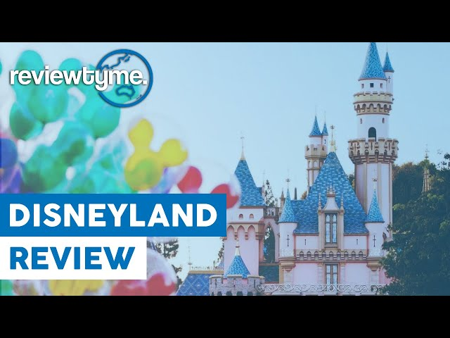 The Original and the Best? - Disneyland Park Overview and Review