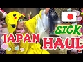 SICK JAPAN BARGAIN HAUL: Japanese fashion, anime goods, selfie lenses, and more