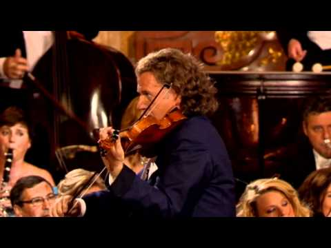 André Rieu Performs Anthony Hopkinss Waltz