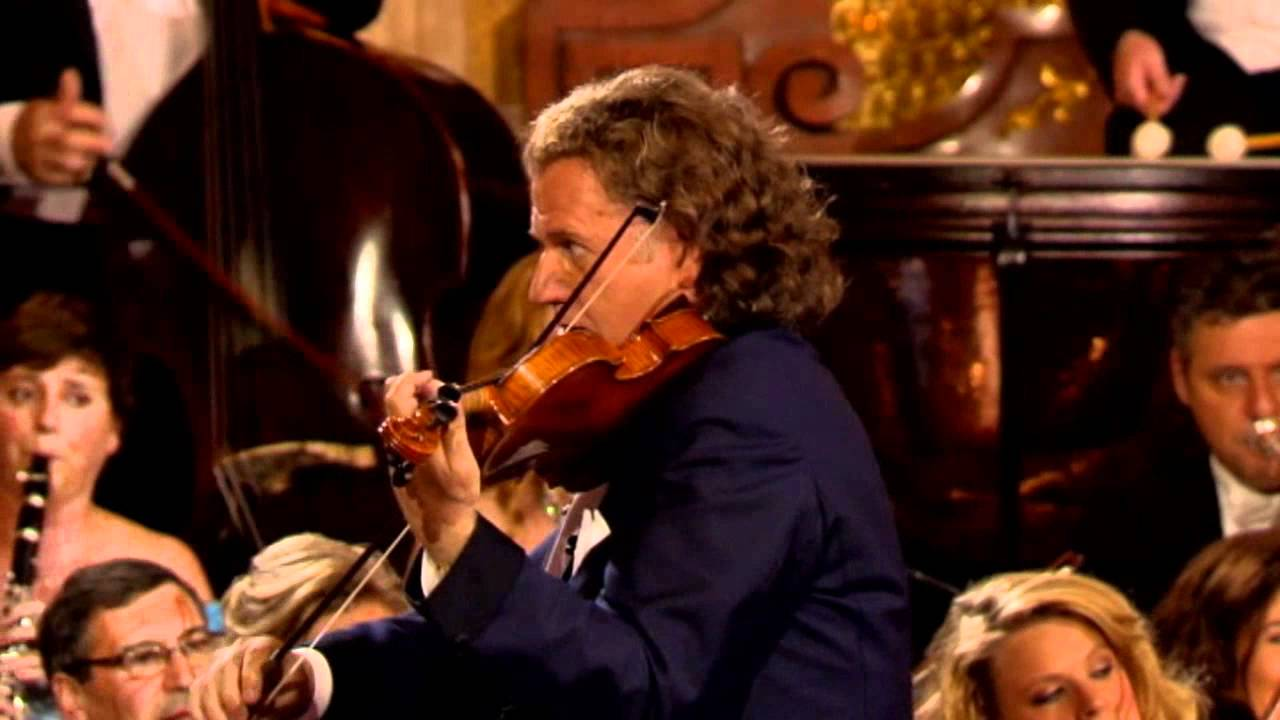 André Rieu joue la valse d\'Anthony Hopkins