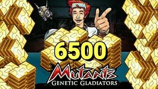 Mutants genetic gladiators / Мутанты генетические войны | КРУЧУ МАДНЕС НА 6500 ЗОЛОТА! (16+)