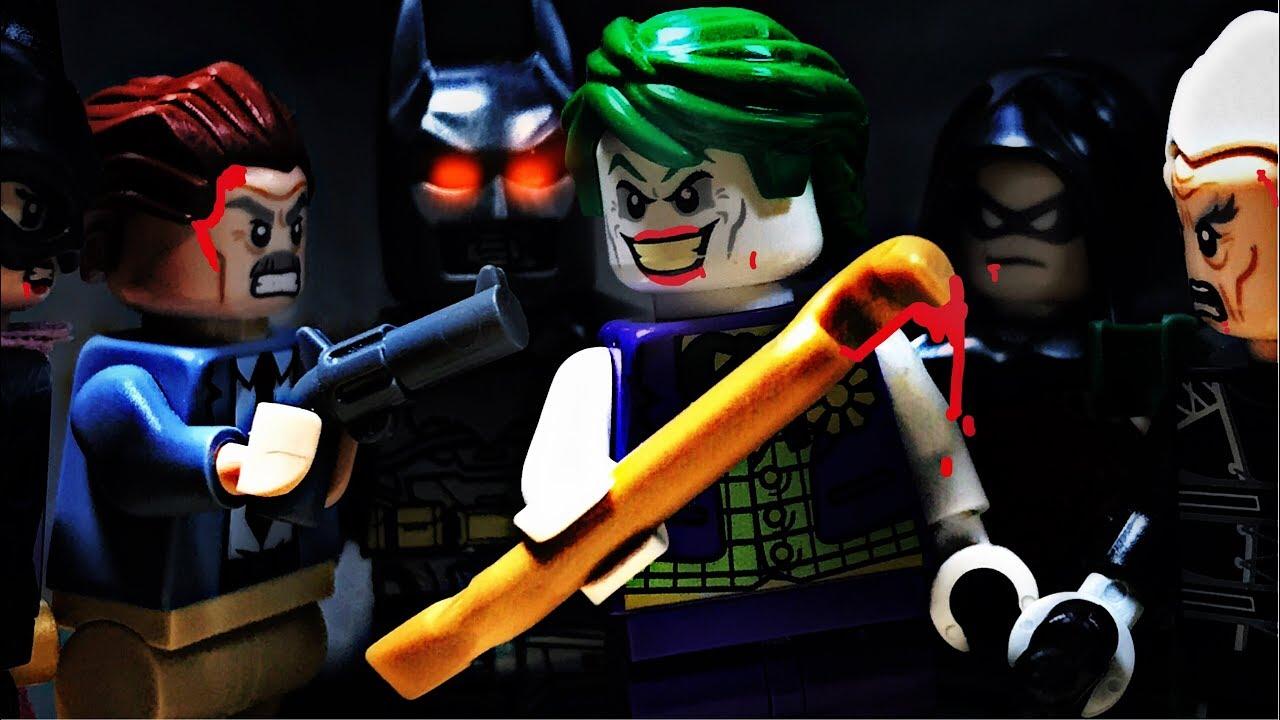 Lego Batman Episode 9: City Reborn Part 1 - YouTube