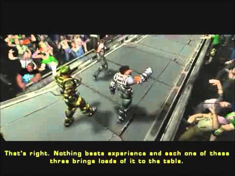 Unreal Tournament Intro 1999-2004