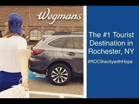 The #1 Tourism Destination In Rochester, NY | #ROCthecitywithHope Ep. 1