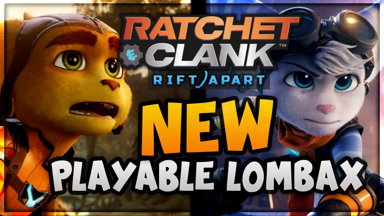 Ratchet Clank Rift Apart New Female Lombax Is Playable