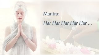 Tera Naam: HAR … Ancient Kundalini Yoga Mantras: Album: In Thy Name. Presented by Sat Nam Europe.