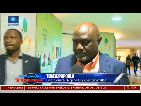 Nigeria's 2018 Commonwealth Games Preparation Hindered By Funding Pt 1 | Sport Tonight |