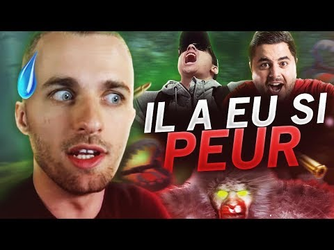 IL A EU SI PEUR !  (Bigfoot ft. Locklear, Doigby)