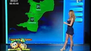 Vremea cu Flavia Mihăşan 29/04/2014
