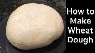 HOW TO MAKE SOFT WHEAT DOUGH FOR SOFTER ROTI/CHAPATI| WHEAT DOUGH RECIPE| गेन्हु का आटा कैसे गूँधें