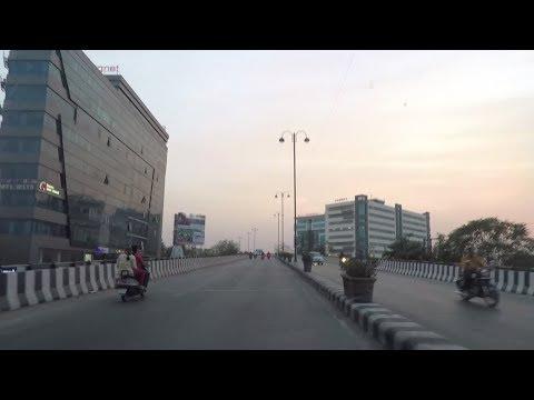 Driving in Vadodara - Gujarat, India