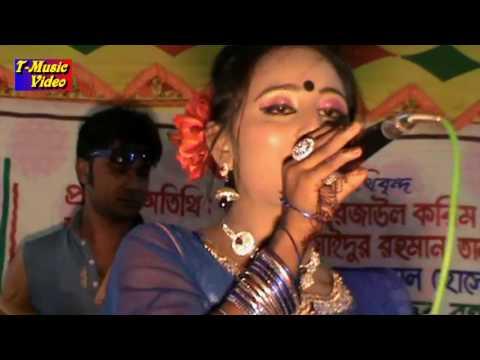 Roser Kotha Koia Amay । Bangla Song । শিল্পীর ড্যান্স পাগল করে  মাখাই নষ্ট মামা,