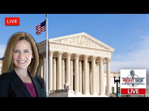 ?WATCH LIVE: President Trump Supreme Court Nominee Amy Coney Barrett Confirmation Hearing 10/14/20