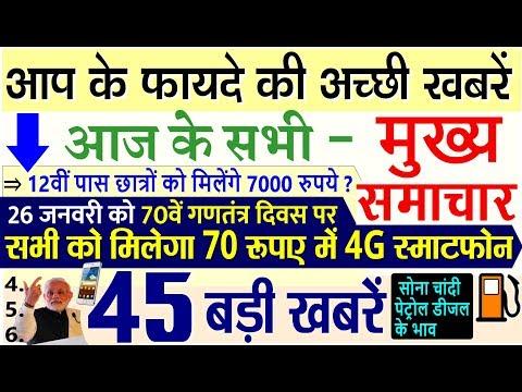 today-breaking-news-!-आज-मुख्य-समाचार,-बैंक-खाता-12वीं-पास-खुशखबरी-pm-modi-petrol,-gst-bank,-railway