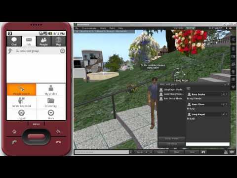 Mobile Grid Client