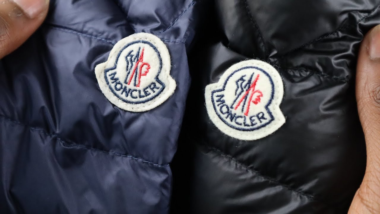 33924a786 Real vs Replica Moncler HOW TO SPOT A FAKE MONCLER JACKET