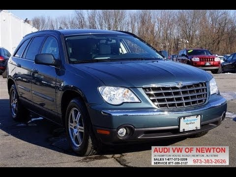 2007 chrysler pacifica 4 0 awd youtube. Black Bedroom Furniture Sets. Home Design Ideas