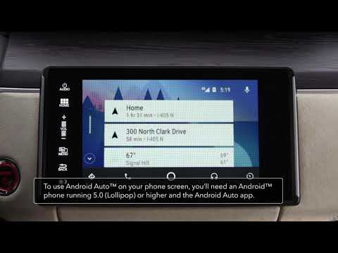 How to Connect & Use Android Auto™ - YouTube