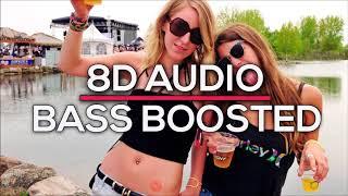 8D AUDIO EDM Mix 2019 Best Festival Dance Music 2019 Songs &amp Remixes