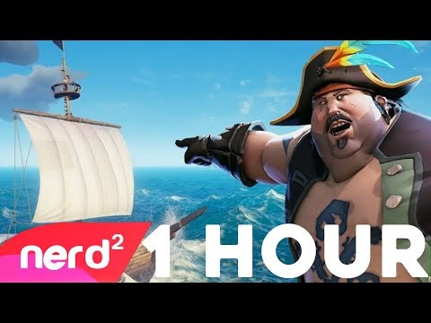 Sea of Thieves Song | X Marks The Spot | #NerdOut [1 HOUR ]