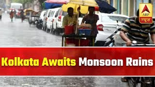 Kolkata Awaits Good Spell Of Monsoon Rains Amid Soaring Temperature | ABP News