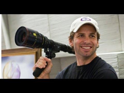 Zack Snyder Chats MAN OF STEEL 2 Casting - AMC Movie News