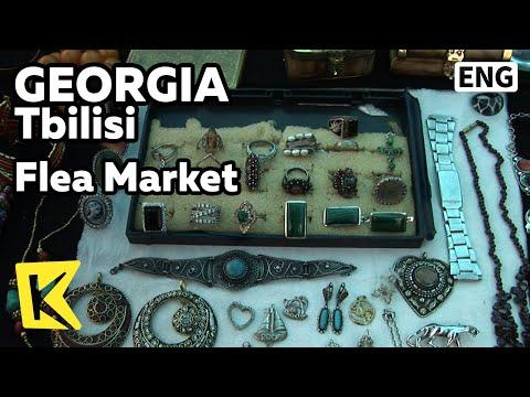 【K】Georgia Travel-Tbilisi[조지아 여행-트빌리시]골동품 귀중품 천국, 벼룩시장/Flea Market/Antique